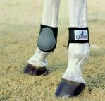 Fetlock boots for tendon protection
